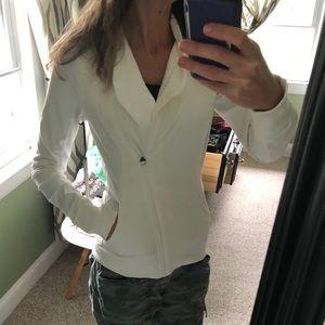 90 Degrees Jacket asymmetrical small NWT